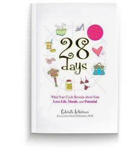 The Book - 28 Days- What Your Cycle Reveals about Your Love Life, Moods and Potential