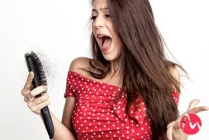 The Truth Behind Hair Shedding After Pregnancy - Hormonology