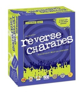 Reverse Charades Party Game - My Hormonology