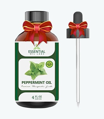 Peppermint Essential Oil - My Hormonology