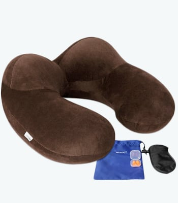 Travel Pillow - My Hormonology