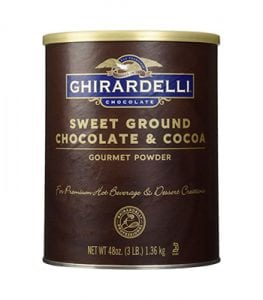 HotCold Chocolate Drink Mix - My Hormonology