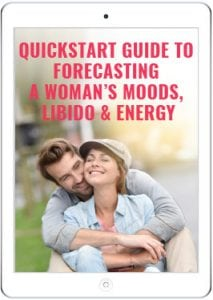 Quickstart Guide to Forecasting a Woman's Moods